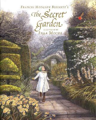 Book cover Secret Garden