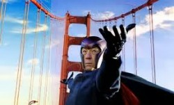 Magneto and Golden Gate