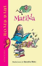 Matilda Portada libro