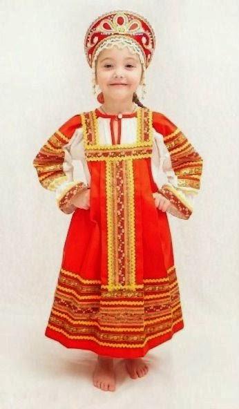 niña rusa