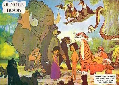 The jungle book film