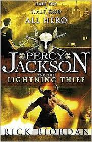 Percy Thief book