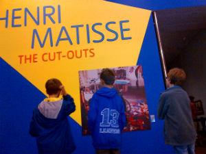 Entrada Matisse Tate