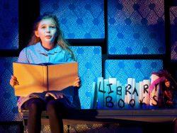 Matilda y libros