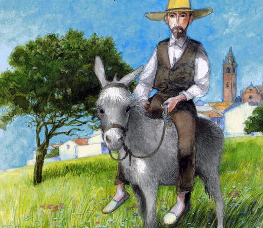 Juan Ramón y Platero