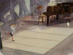 Catherine bailarina
