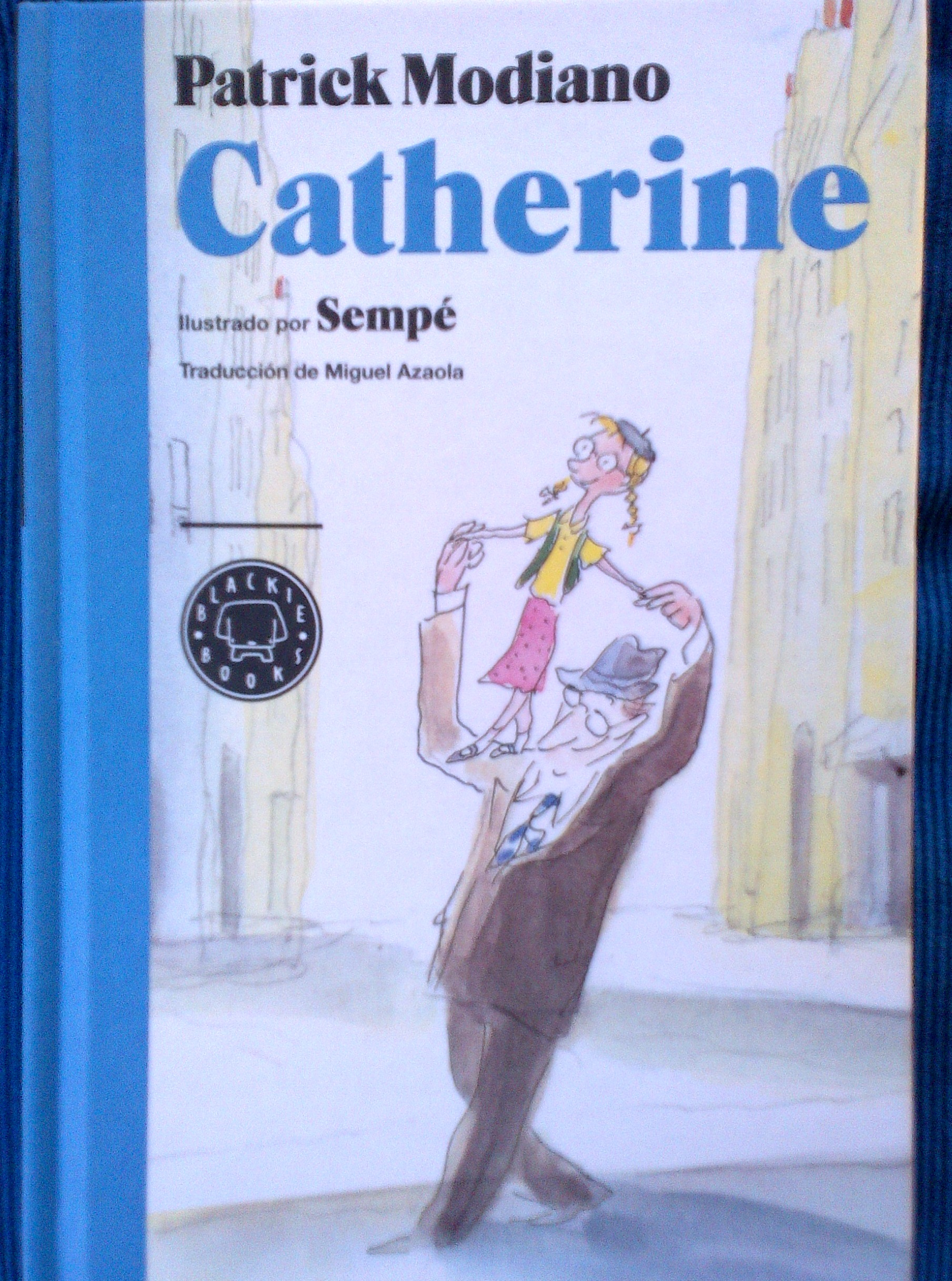 Catherine – Rock and Read