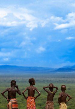 Descubrir Africa