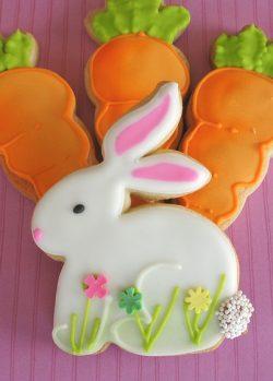 galleta conejo