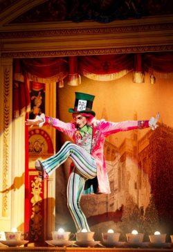 ALICE by Wheeldon, , Choreography - Christopher Wheeldon , Designs - Bob Crowley, Lighting design - Natasha Katz, The Royal Ballet 2011, Credit: Johan Persson/