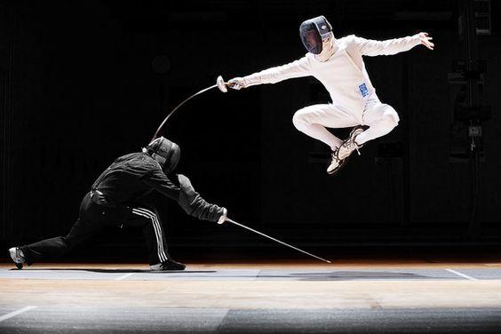 Esgrima-ballet